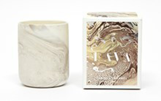 Picture of LAVA 4OZ VANILLA CARAMEL CANDLE