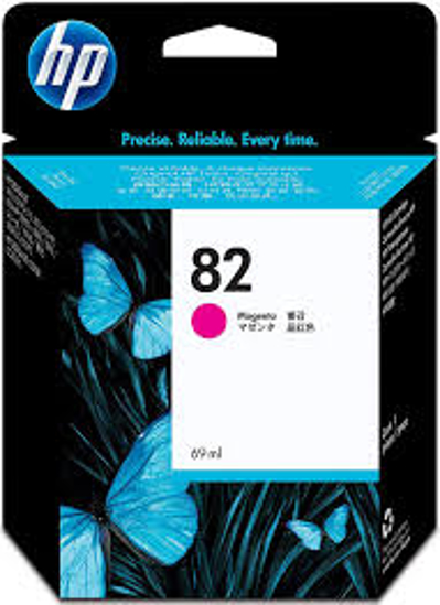 Picture of HP #82 Magenta Ink Cartridge