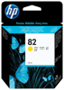 Picture of HP #82 Yellow Ink Cartridge