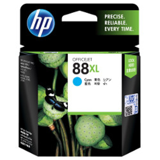 Picture of HP #88XL Cyan Ink Cartridge