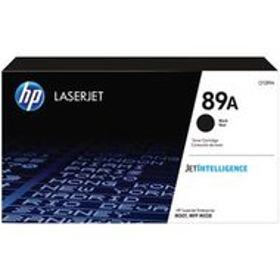 Picture of HP #89A Black Toner CF289A