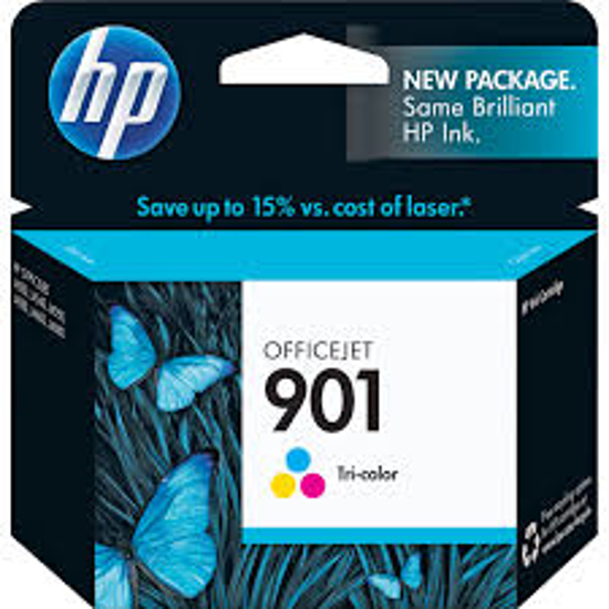 Picture of HP CC656AA #.901 Colour Ink